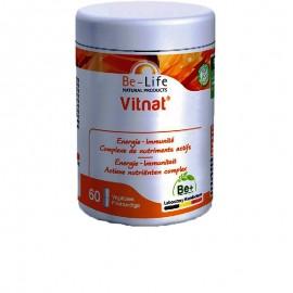 VITNAT Complexe de nutriments actifs - Energie - Immunité BE-LIFE