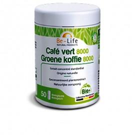 CAFE VERT BIO BE-LIFE la caféine active la lipolyse (dégradation des lipides)