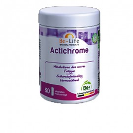 ACTICHROME Chrome trivalent   Métabolisme des sucres - Fatigue