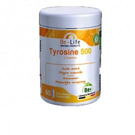 TYROSINE 500 Acide Aminé complément d'un traitement de perte de poids BE-LIFE