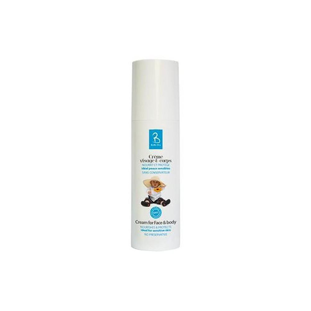 Bioor Une crème douceur très haute tolérance pour réconforter et protéger la peau de Bébé
