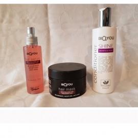 bioor.fr soins régénérant cheveux abîmés