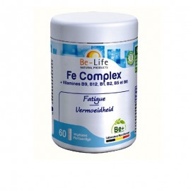 Bioor FE COMPLEX contribue à la formation du sang BE-LIFE