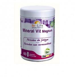 Bioor MINERAL VIT MAGNUM COMPLEXE de 25 plantes, minéraux et vitamines BE-LIFE